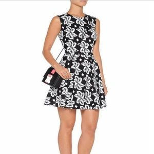 Diane Von Furstenburg Jeannie Fit and Flare Dress